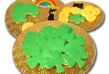 St Patrick's Day in Albuquerque / St Patty's Day cakes, cupcakes and cookies for all of your green celebration!