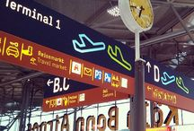 Travel: Area Airports / List of airports in the area.