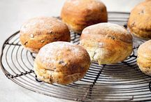 Baking for Brunch / Whether it's a sweet, sticky roll or a savoury bread to serve with eggs, a labour-intensive bake will always please your brunch crowd.