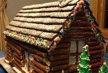 Gingerbread Houses & Displays