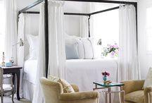 Bedrooms / by Tara Scheffel