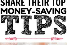 FINANCE TIPS / Tips, tricks, and helpful hints on how to save!