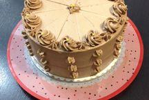 Florina sweet art / Tort ciocolata si mascarpone