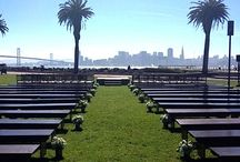 Beautiful Bay Area Wedding and Party Venues / Some of our favorite Bay Area Wedding and Party Venues