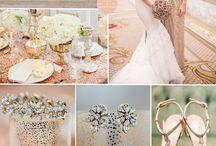 свадьба цвет