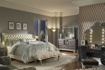 Design Ideas - Bedroom /  Need a design pick-me-up? Looking for in Inspiration for your new Bedroom? Gathered here are some great ideas for the Bedroom Space. / by Carolina Rustica