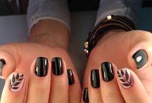 Figured nails
