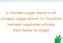 Winder Farm's Produce Tips / These are Winder Farm's helpful produce tips / by Winder Farms
