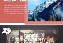Trendy v designu webů