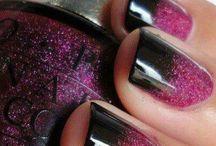 Opi nagels / Versiering voor nagels
