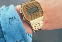 Retro Casio / Because Casio is never not cool, we've devoted a board to our favourite classic style!