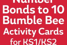Number Bonds / Grasping how numbers relate to each other is a crucial early milestone in maths education. If taught the right way, it can pay dividends in the long term.  Help your KS1 learners get off on the right foot with these resources and articles aimed at helping you reinforce those all-important number bonds.