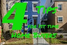 Real Home Buying Tips / Useful information, tips and tricks for buying a home in DC, MD, and VA including first-time homebuyer programs, grants, and special loans for police, firefighters, military, teachers, doctors and nurses. #dcrealestate #homes #ERGSells
