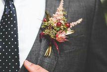 Man wedding style