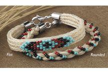 beads and bracelets