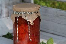 R E C I P E S - Sauces & Preserves