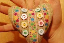 Valentine's day handmade / Przepiękny prezent zrobiony z miłością.