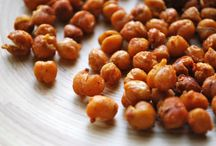 roasted nuts and seeds