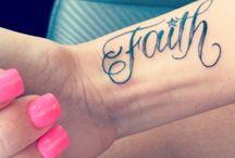 Shania's Tattoos.