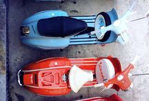 Vespa addiction