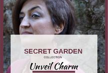 Secret Garden collection / There is a SECRET GARDEN where miracles and magic abound, and its available to anyone who makes the choice to visit it, open the gate to this secret garden and unveil charm.  If you look the right way you'll see that the world is a garden, here you'll find a range of floral jewelry that blooms in the fall season. I hope you feel at home and stay!