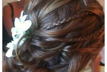Wedding hair/make up / by Caitlin Wright