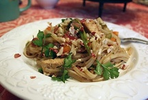Vegan Recipes / by Angela Blymiller