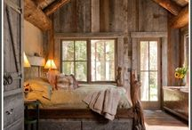 rustic chic / by Kathy Hutchison