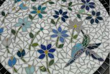 Mesas con Mosaiquismo
