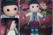 Did it myself/Megcsináltam / Crochet, amigururmi, my creative hobbies