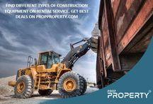 Best deals on Construction Equipment