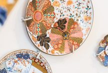 Best of Both: Craft. / Asian Inspired and mixed East-West Craft ideas.