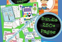 Math and Number Activities
