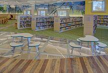 Laurel Library / Laurel, Virginia. PRODUCTS: TMC, Arcadia, Versteel, Mity Lite, Allsteel, ERG, Allermuir, JSI, Peter Danko, Carolina, Arnold Kolax, HON.