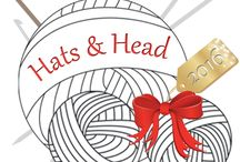 Hats & Head: 2016 Ravelry Gift-A-Long / 2016 Ravelry Gift-A-Long: HATS & HEAD: Your favorite Indie Designers bring you the fourth annual Indie Design Gift-A-Long. Join one of our KAL/CALs Nov 22-Dec 31 for crafty fun and a chance to win prizes. On your mark…get set…GIFT!!