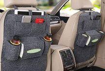 araç içi koltuk arkası