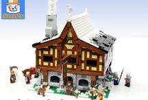 Custom Lego Castle Models / Folder for my custom Castle models.