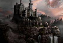 Castles / by Dana Hoffer