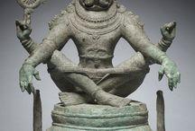 Yoga in Indian Art