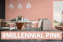 El color más trendy: Millennial Pink / Tips para decorar usando el color más trendy de la temporada: el Millenial Pink