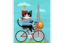 Lee ArtHaus Cat Products / Lee ArtHaus Cat Products