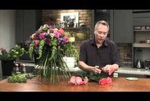 video composizioni floreali