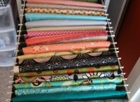 Sewing Organizing