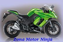 Harga dan Modifikasi Motor Kawasaki Ninja