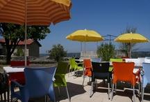 Quinta Vale Porcacho / Een Bed and Breakfast met ecologische zwemvijver in het Midden (Beiras) van Portugal