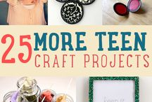 teen/tween crafts / by makeme studio