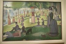 Artist Georges Seurat