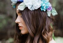 BOHO Weddings / Ideas, inspiration, decorations, invitations and of course, dresses!