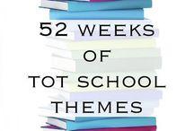 pre school themes