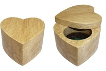 Jewellery Boxes / Wooden Jewellery boxes and trinket boxes made in hardwoods, teak, oak and mahogany.